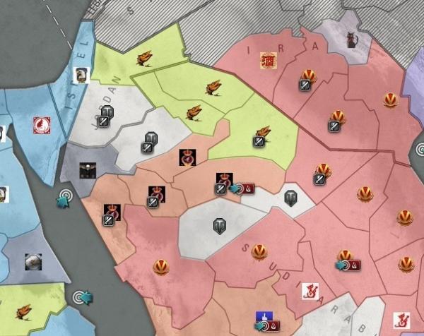 阿拉伯半岛北部战局超乎所有人想象