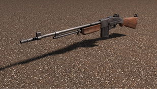 M1918式勃朗宁自动步枪