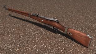 M1891莫辛-纳甘步枪