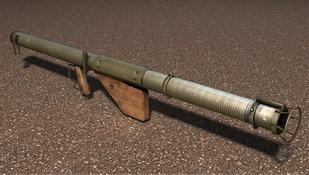 M1式60毫米火箭筒——M1A1巴祖卡