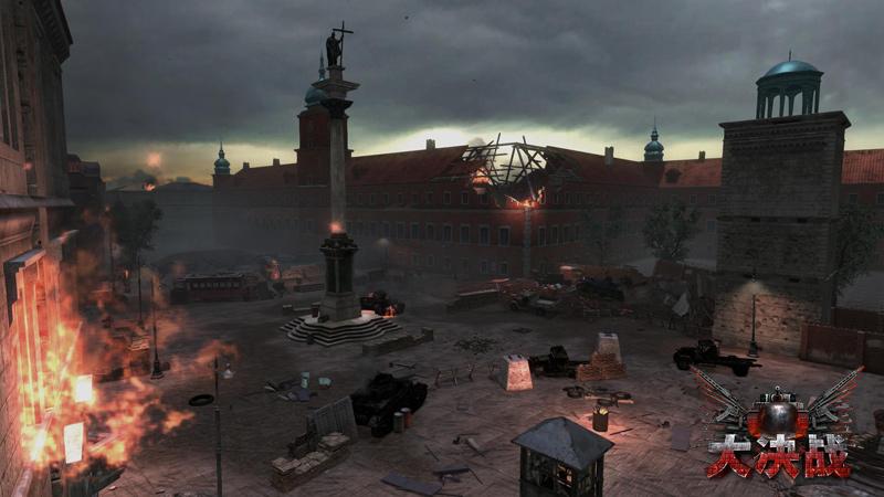 新地图城堡广场上线