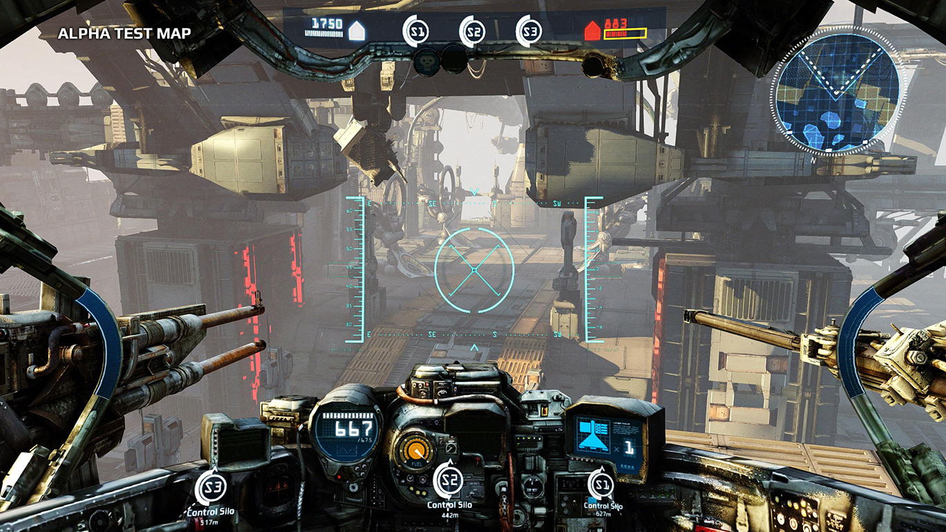 硬科幻战场 《机甲世界》美服版本揭秘