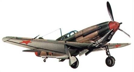 LaGG-3战机