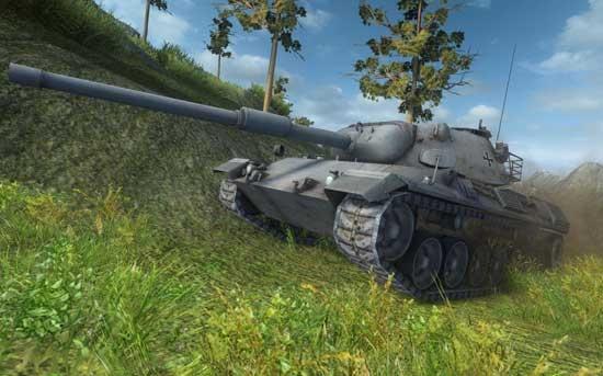 10级D系中坦豹1