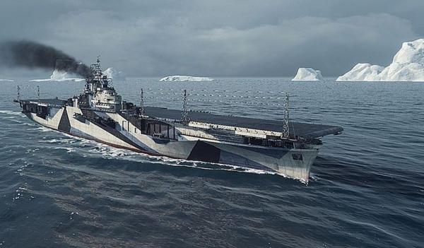 航母哪家强《战舰世界》各级强势航母大评选