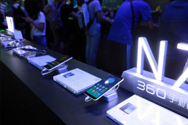 360手机最新全面屏旗舰机型N7助力玩家感受最流畅手游体验