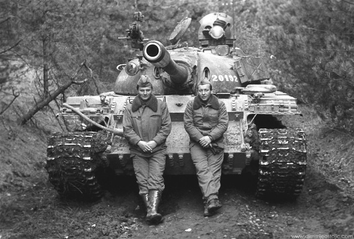 巴尔干的神秘军队!铁幕下的南斯拉夫人民军