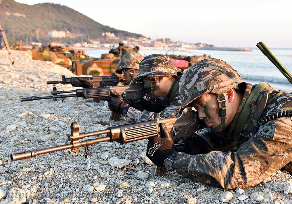 韩军建3000人精锐突击队 24小时待命斩首行动