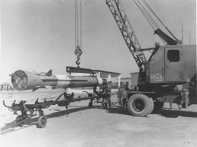 ss2导弹 铁幕下的红色守卫者:苏联萨姆-2防空 导弹 系统