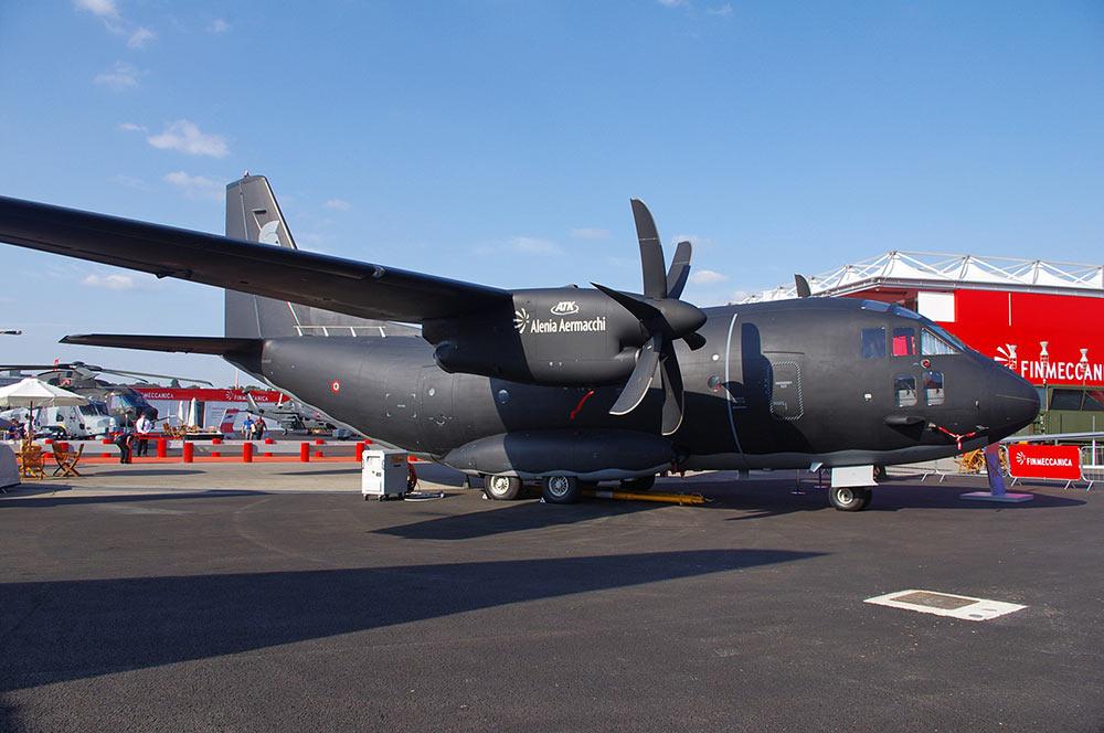 """爱列尼亚公司称,飞机的任务系统,武器系统以及为gau-23""""大毒蛇"""