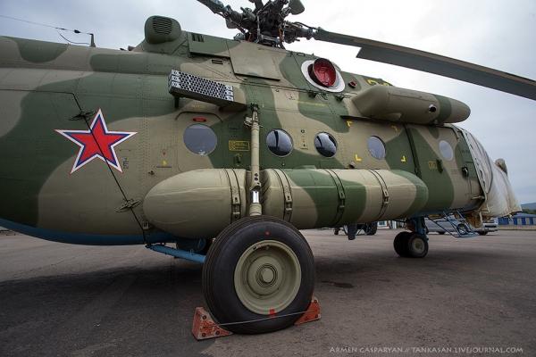 乌兰乌德航空制造厂 俄罗斯直升机生产基地探秘