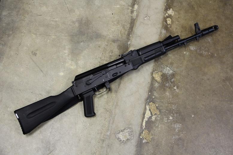 美国枪迷v步枪现代步枪塑料力ARX-100成为最扳机包装盒钱包图片