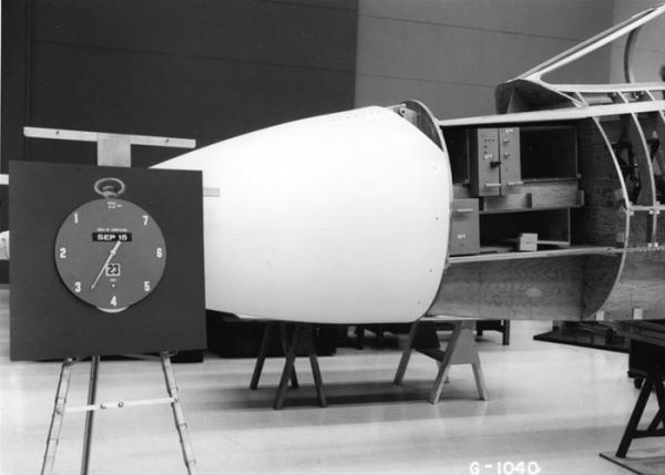 之前的飞机结构设计