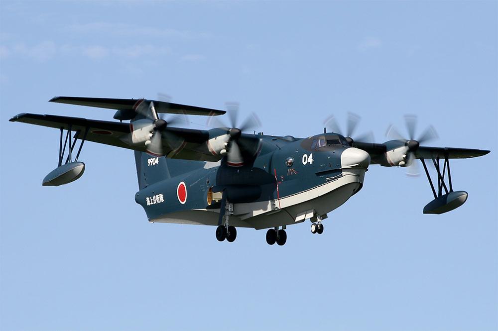 据日本新闻网报道,印度政府正在与日本政府进行商议,计划购买12架日本水陆两用救难飞机US-2i,总金额约为16.5亿美元。报道称,水陆两用救难飞机US-2i系日本企业新明和工业公司制造,为目前世界最先进的水陆两用飞机。