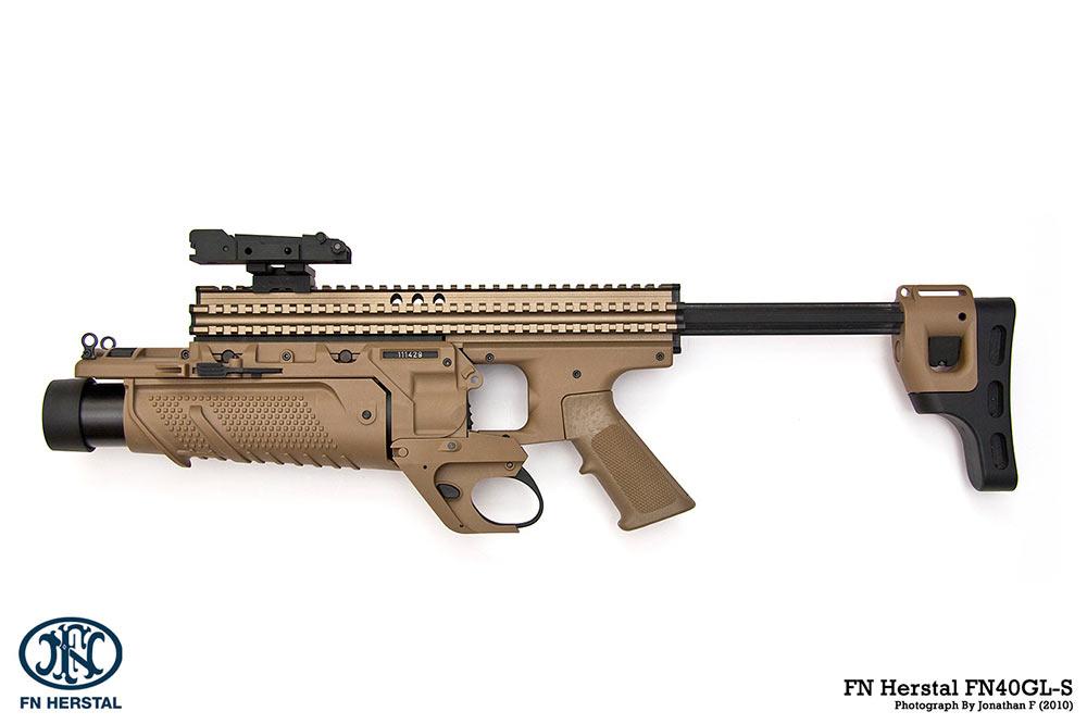 芬兰特种部队宣布装备比利时FN SCAR-L突击步枪(1-8)