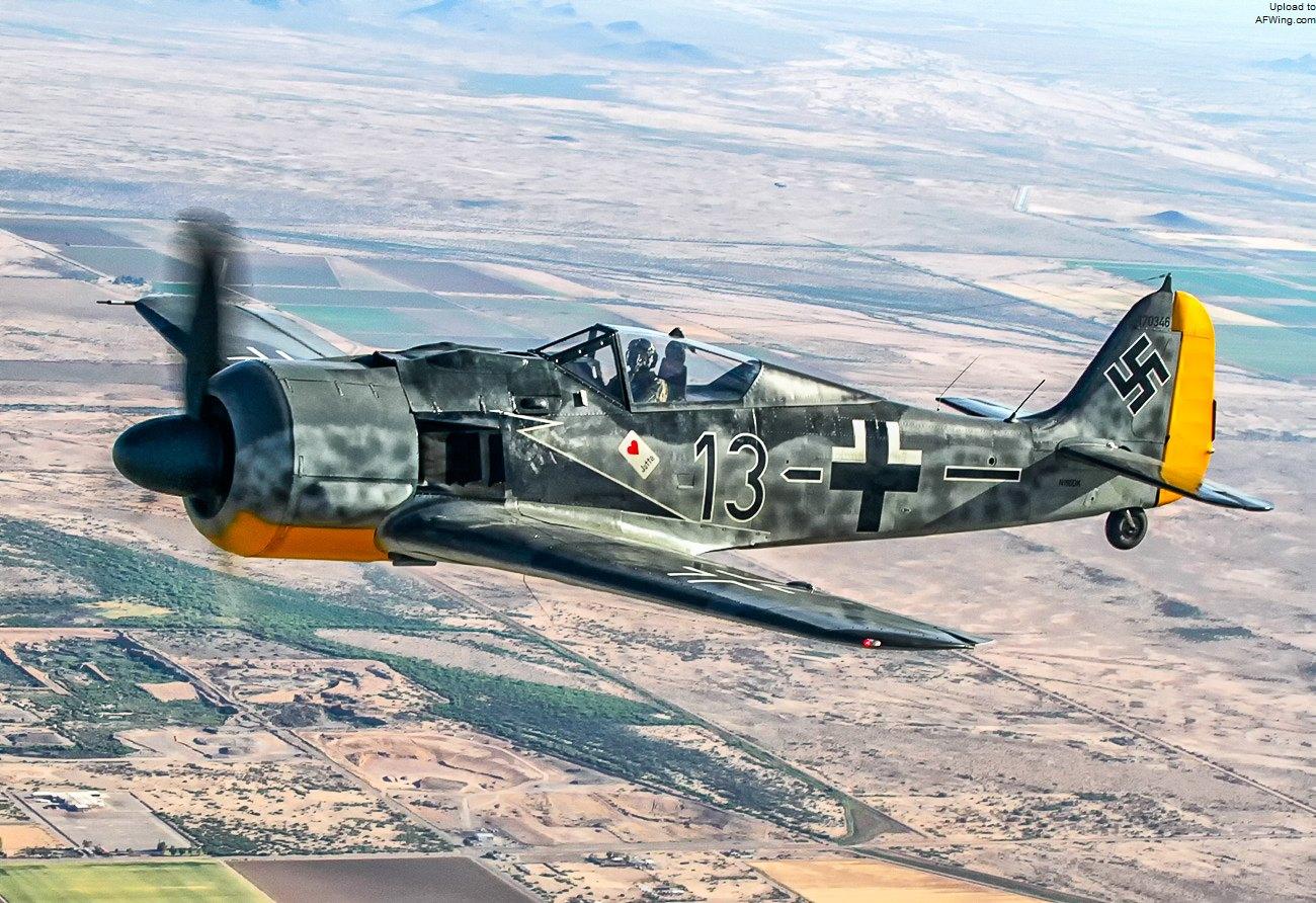 FW190战斗机-百科 第2张