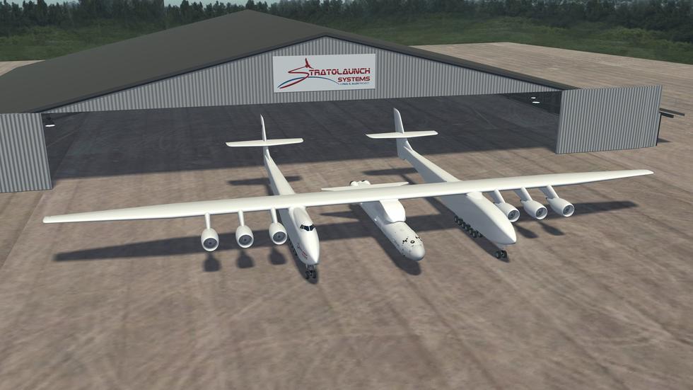 世界最大飞机