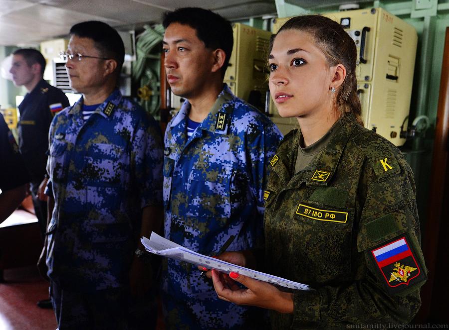 Новая реальность: российско-китайские ВКС