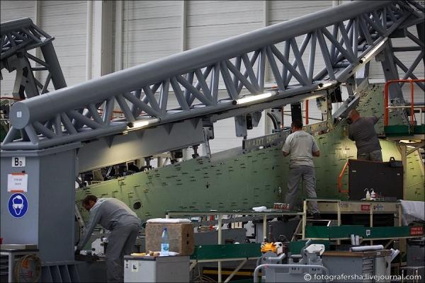 达索飞机制造公司探秘 浓浓的现代气息(1)