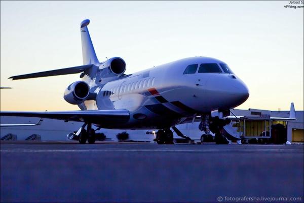 达索飞机制造公司探秘