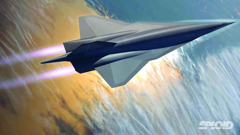 我国新型飞机试飞成功 实现高超音速领域突破