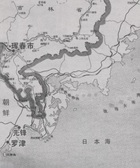 外媒:中国在朝鲜罗津港获得立足点 美日不安