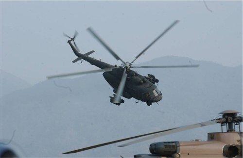 委内瑞拉俄制军用直升机坠毁 导致4人死亡