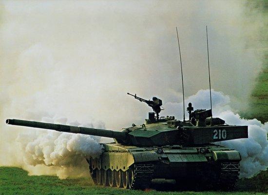 中国99式坦克配飞刀视频可瞬间失手敌观瞄手激光武器致盲图片