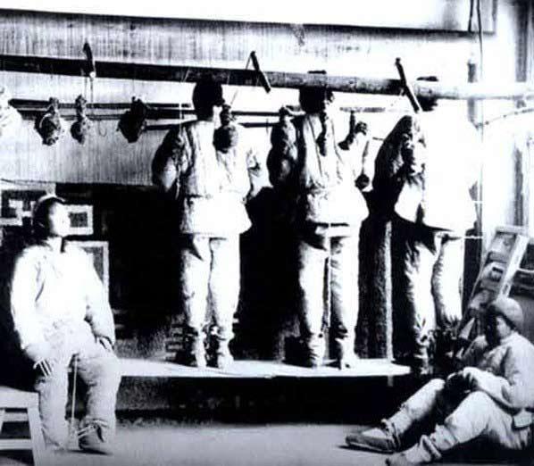 澳门八国联军表演票价_八国联军监斩中国人