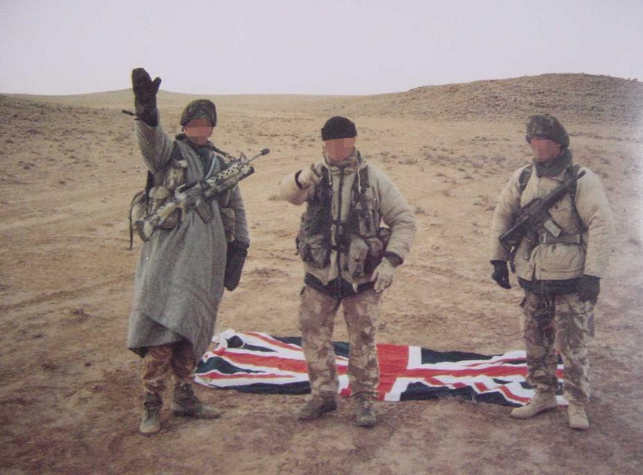回顾海湾战争SAS行动