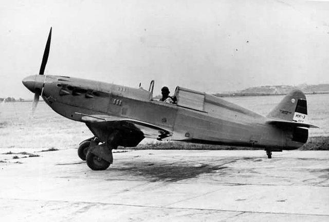 南斯拉夫空军的ik系列战斗机