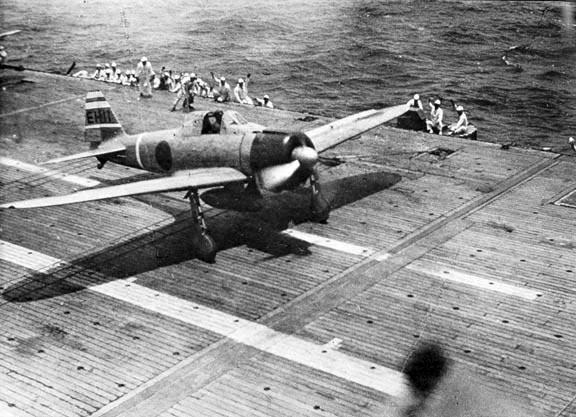 日本战机的代表 A6M2零式战斗机
