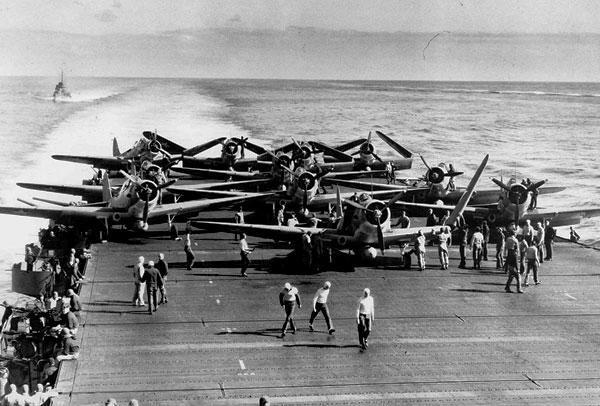 中途岛战役 美军夺取太平洋主动权