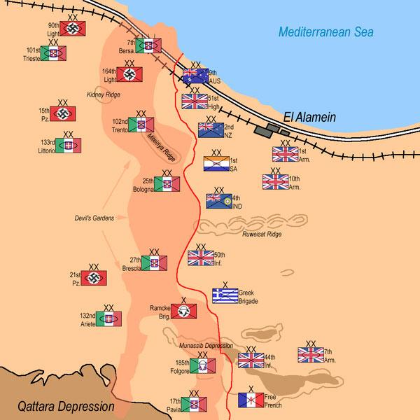北非地图中文版