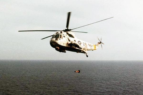 反潜巡逻机是如何发现潜艇的?