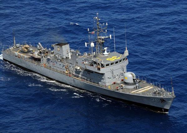 孔雀级巡逻艇