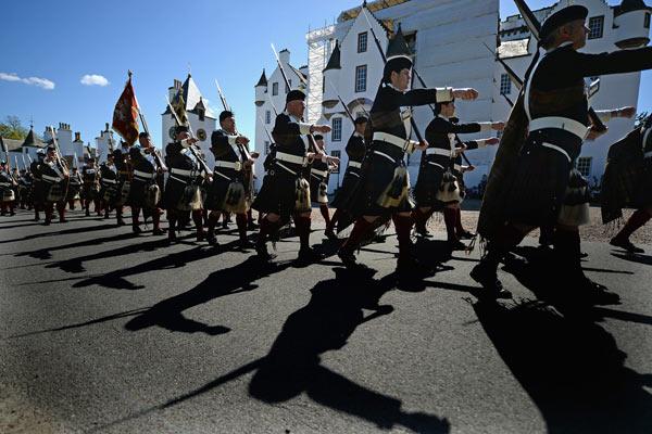 是欧洲史上最后一个私人军队的所在,时至今日,它仍然是联合王国内唯一