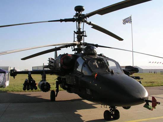Ка-52К завершит госиспытания в 2015 году