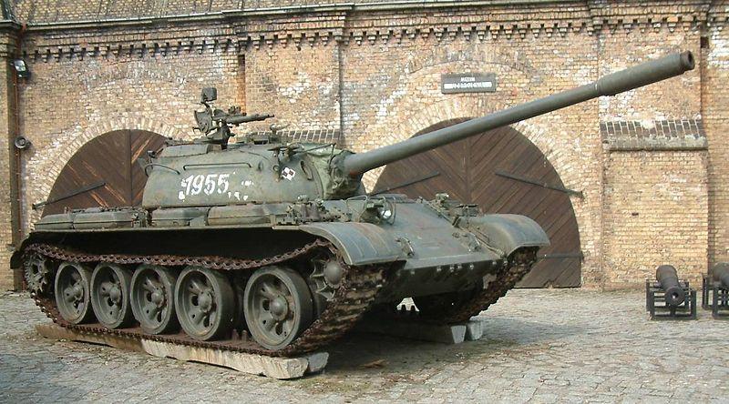 t-34坦克磁力