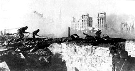 斯大林格勒最惨烈三天的个人记忆图片