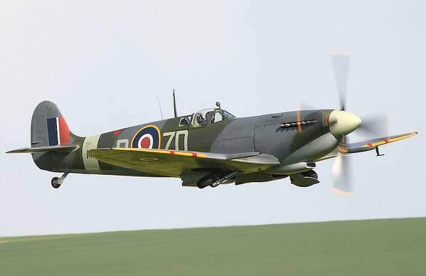二战时的飞机的应用