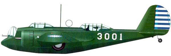 日本空军装备_首次轰炸东京的功臣 美国B-10轰炸机_空中网军事频道
