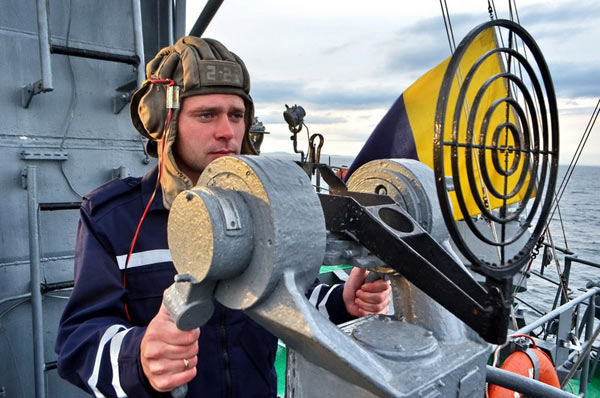 俄罗斯太平洋舰队在堪察加半岛进行大规模演习