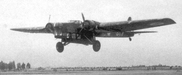 飞机设计的飞速发展,使得该机很快就被淘汰