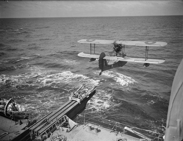 """""""海象""""式水上飞机 其貌不扬的潜艇杀手"""