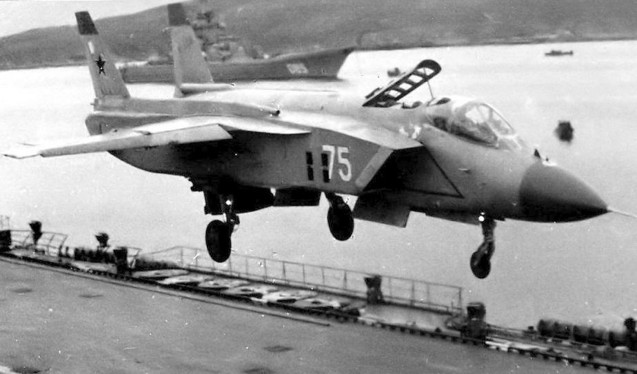 雅克41也称雅克-141,本应成为第一架超音速垂直起落战斗机,但也在苏联