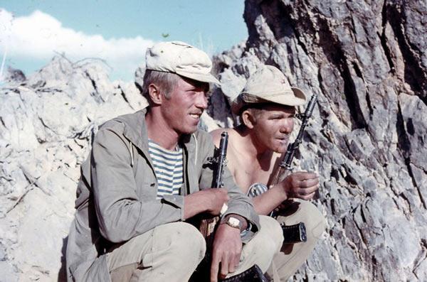 苏联历届领导人_入侵阿富汗的苏联军队_空中网军事频道