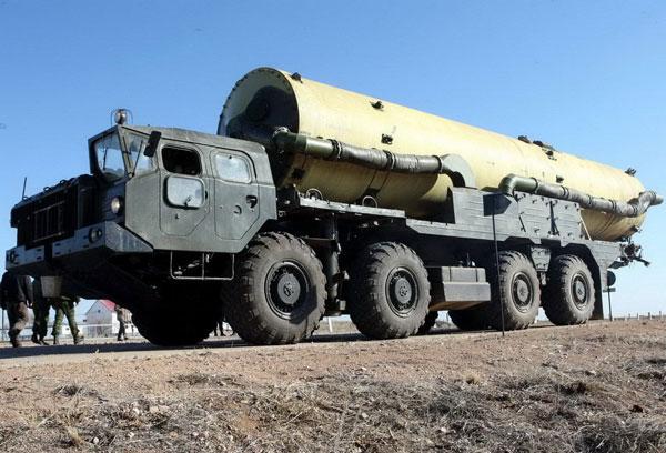 俄军装备新型反导弹拦截系统 可装核弹头_空中网军事频道