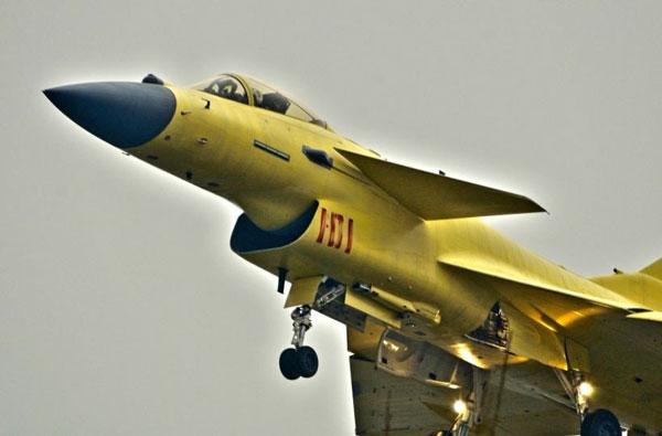 量产歼-10B未装太行发动机真相