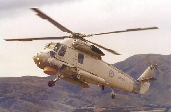 美国海军sh-2舰载直升机:大洋上的海妖